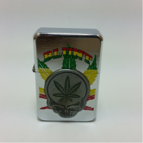 Benzin Lighter Cannabis