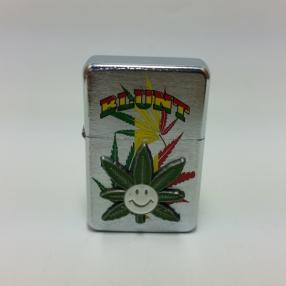 Benzin Lighter Cannabis