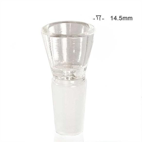 Glas Bong Hoved 14,5mm
