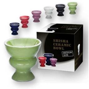Vandpibe Hoved Keramik