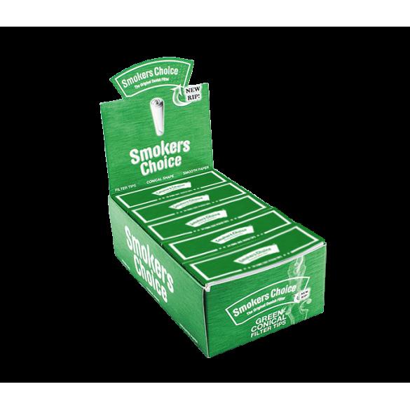 Smokers Choice Grøn Kasse
