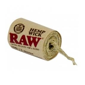 Hemp Wick Raw