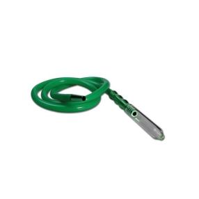 Silikone Slange Sæt Grøn 1.8m