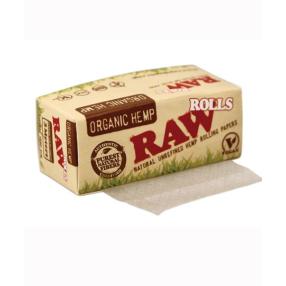 Raw Økologisk Meter Papir