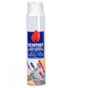 Newport Lighter Gas