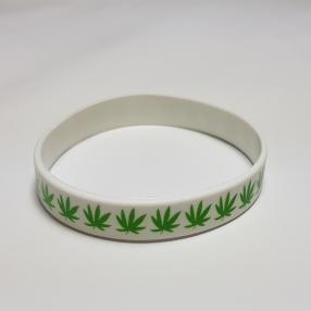 Cannabis Armbånd
