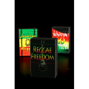 Cigarette Box Rasta