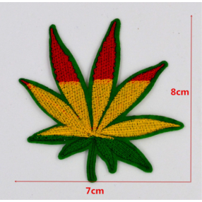 Cannabis Patch Rasta