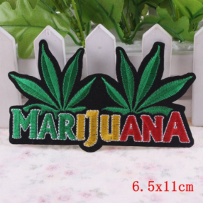 Cannabis Patch Marijuana