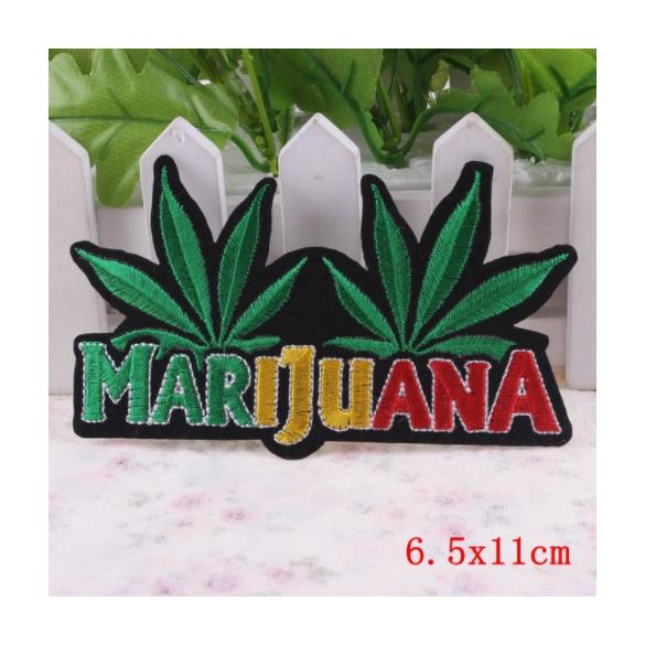 Cannabis Patch Marijuana
