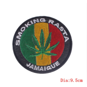 Rasta Jamaica Patch