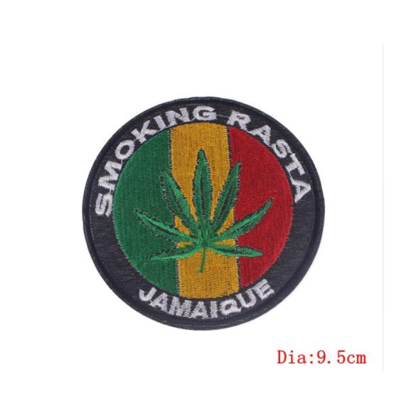 Rasta Jamaica Patch
