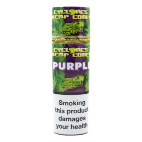 Cyclone Hemp Purple