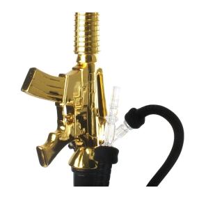 M16 Vandpibe Guld