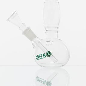 Glas Bong Green 19cm