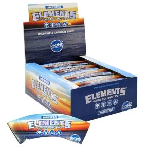 Elements Maestro Filtertips Kasse