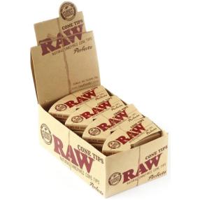 Raw Filtertips 75mm Kasse
