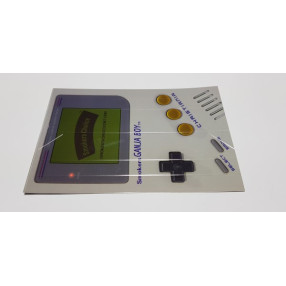 Mixerbakke Gameboy