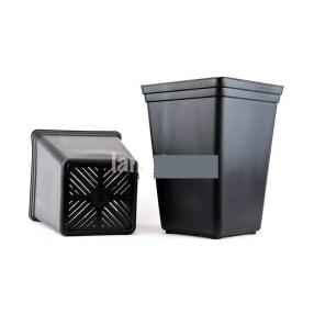 Plast potte 23x23x26