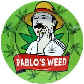 Metal Askebæger Pablos Weed