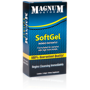 Magnum Soft Gel Detox