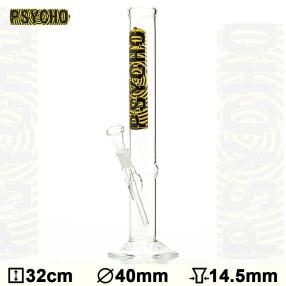 Glas Bong Psycho 32cm