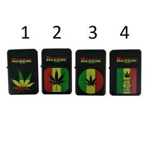 Benzin Lighter Reggae