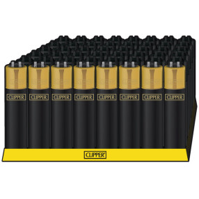 Clipper Lighter Gold