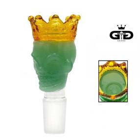 Grace Glas Hoved King 18.8mm